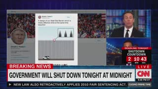 Don Lemon Is Beside Himself! Claims Trump Shutdown Is Playing Americans