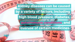 What Are The Types Of Kidney Disease?