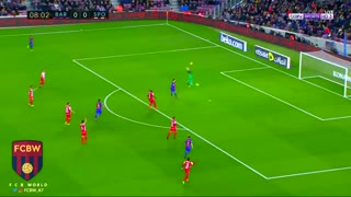 Golazo de Messi vs Sporting Gijon - Video