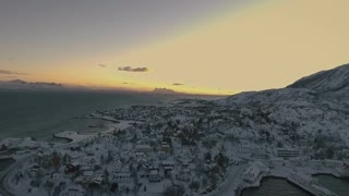 Northern Norway Through Winter and Heaven - Video