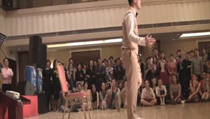 Dance performance turns into surprise marriage proposal! - Video