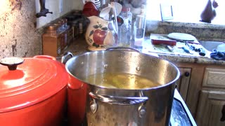 ~Chicken Ala King Soup With Linda's Pantry~ - Video