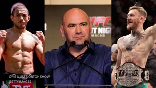 Dana White Responds to Jose Aldo's Demand for Conor McGregor Rematch - Video