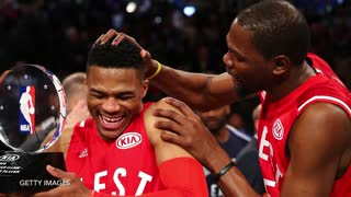 Dynamic Duo: Best Russell Westbrook and Kevin Durant Moments Together - Video