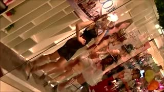 Beautiful models beautiful Leidai Si lingerie fashion show 2 - Video