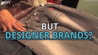The Making of Designer Jeans - Video