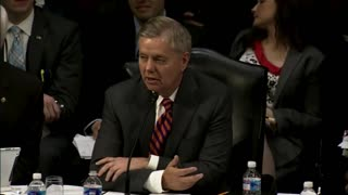Lindsey Graham Criticized Trump for 'S**tholes' Comment — But Look What He Called Them in 2013 - Video