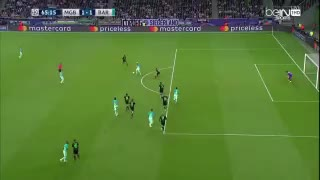 VIDEO: Arda Turan amazing goal vs Borussia - Video