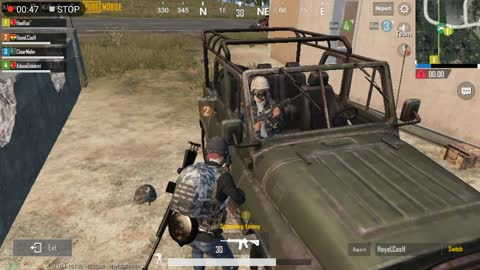House Swat Swap In Middle Day Pubg Game