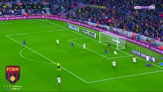 Golazo de Luis Suarez vs Sevilla - Video