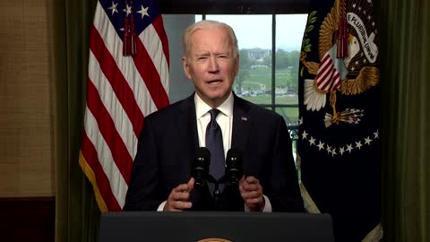 'It's time for American troops to come home': Biden