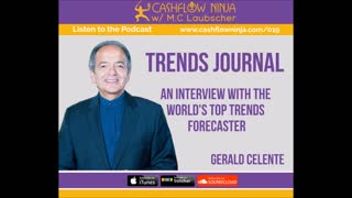 Gerald Celente Shares How to Identify, Track and Forecast Trends