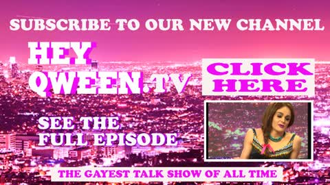 Tammie Brown: Look at Huh on Hey Qween with Jonny McGovern