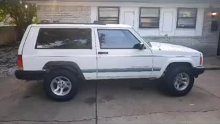 99 jeep cherokee color change