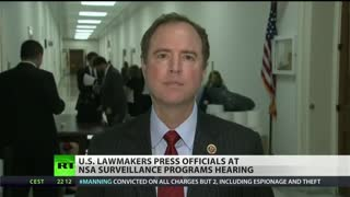 FLASHBACK: Adam Schiff Called for FISA 'TRANSPARENCY' on Russian TV - Video