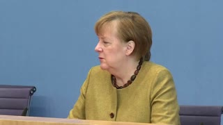 Merkel sees more scope for political agreement with Biden