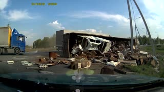 This dash cam compilation will keep you on the edge of your seat! - Video
