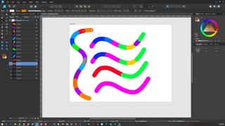 Creating Depth Dimension - Affinity Designer