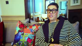 Gok Wan bares all part 5 - Video