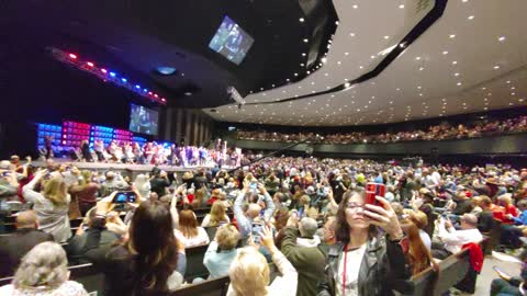 Revival Fire 1776 At Tulsa Conference