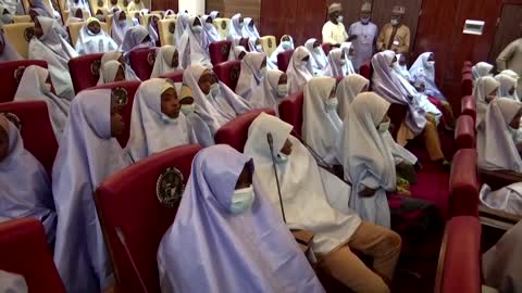 All abducted schoolgirls freed says state governor