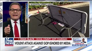 Florida GOP Chairman Dean Black on the van attack