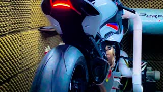 Dyno tune day with bmw s1000rr