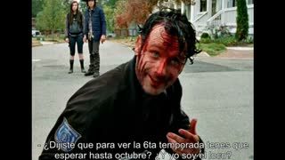 The walking dead - Video