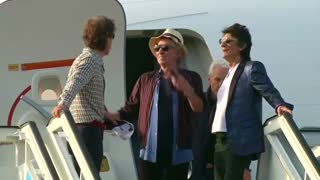 Rolling Stones to appear in cinemas worldwide - Video