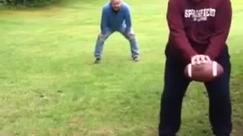 Old Farts Fail At Football