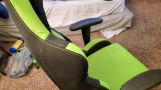 Akracing chair after 5 years