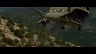 """Remember this scene from the movie """"Lone Survivor""""? - Video"""