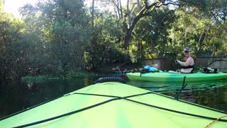 Hillsborough River State Park Kayak Aug 2020