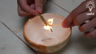 Burn bay leaves in the house and see what happens after 10 minutes! - Video