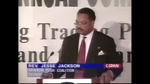 FLASHBACK: When Jesse Jackson Praised President Trump For 'Being Inclusive'
