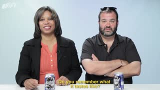 Watch Adults Chug Booze From Their College Days - Video