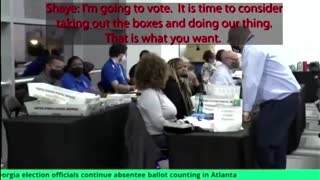 New Fulton County Video - Damning Evidence