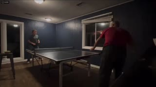 Ping pong domination!