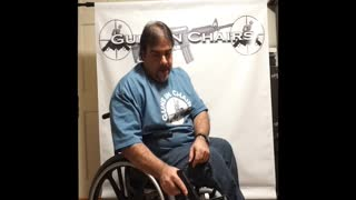 Concealed Carry: Wheelchair Holster Mount