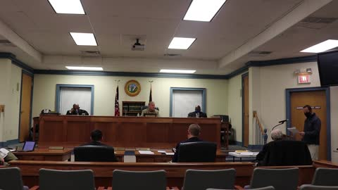 Feb 1, 2021 6pm - Pasquotank County Commissioners Meeting - FULL