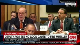 Louie Gohmert Interrupts Colleague Who Says Everyone Respects Mueller: 'I Don't' - Video