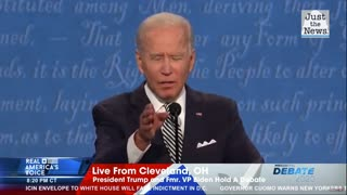 "Biden declines to answer whether he'd ""pack the courts"""