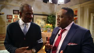 Behind the scenes of 'The Soul Man' with Cedric The Entertainer - Video