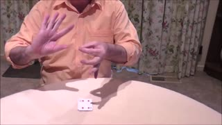 A Card Disappears From A Short Stack - Video