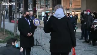 Watch As Heckler Give Schumer Something To Fear!