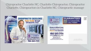 Chiropractic massage - Video