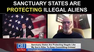 Sanctuary States Are Protecting Illegal Aliens!
