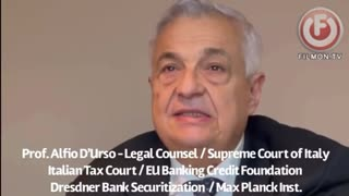 Italian Attorney talking about about the steel