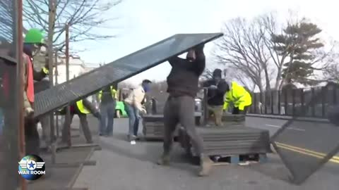 Infowars In D.C.: The Truth About What Is Happening At The Nation's Capitol Before The Inauguration