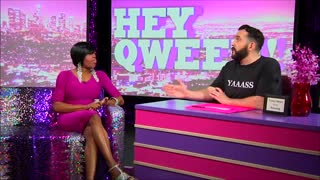 Hey Qween! BONUS: Jasmine Masters' Untucked Tension With Trixie Mattel - Video